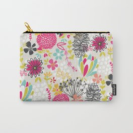 Paris In Spring Carry-All Pouch