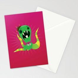 Mel the Quatropus. Stationery Cards
