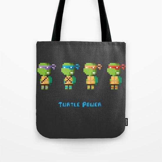 Turtle Power Tote Bag