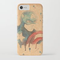 soldier iPhone & iPod Cases featuring Soldier by Sarah J
