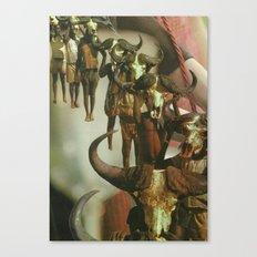 Calvaria Canvas Print
