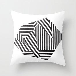 Dazzle 01. Throw Pillow