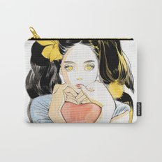 Yellow Ribbon Carry-All Pouch