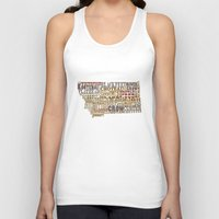 montana Tank Tops featuring Montana by Madison Apple