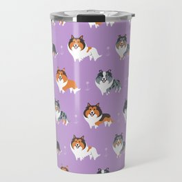 Shelties Travel Mug