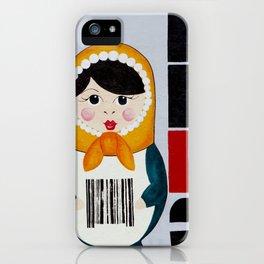 Сюрприз (surprise) iPhone Case