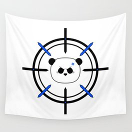 Panda Acquired Wall Tapestry