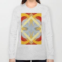 Retro Rocket 34 Long Sleeve T-shirt