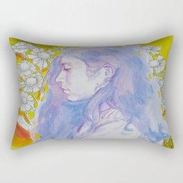 Purple Daze Rectangular Pillow