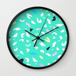 Fun  Pattern Wall Clock