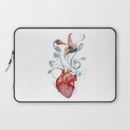The Wall flowers Laptop Sleeve