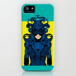Outfit of the Day iPhone Case