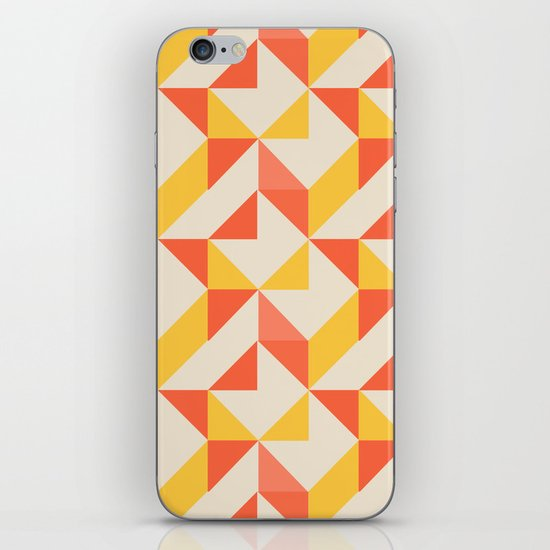 Geo iPhone & iPod Skin