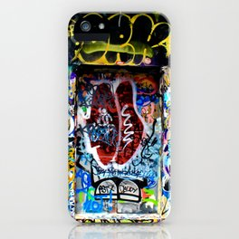 The Art of Spray Paint iPhone Case