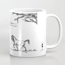 Meeting Someone New Coffee Mug