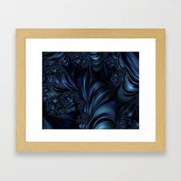 Midnight Lark Framed Art Print