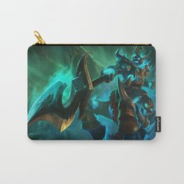Classic Hecarim League Of Legends Carry-All Pouch