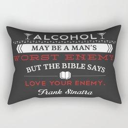 Frank Sinatra Rectangular Pillow