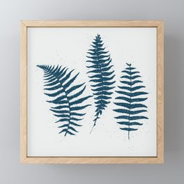 Vintage Botanicals Framed Mini Art Print