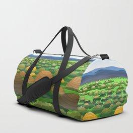 Chocolate Hill Duffle Bag