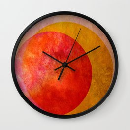 Taste of Citrus Wall Clock