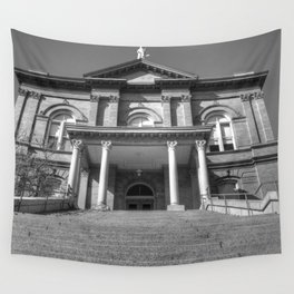 Auburn Courthouse Wall Tapestry