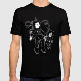 nostalgia espacial T-shirt