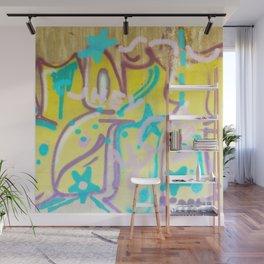 Hey You Wall Mural
