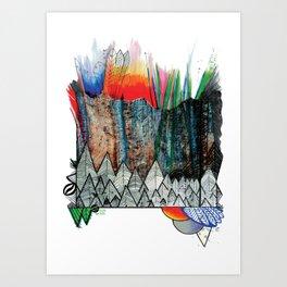 Atelier Art Print