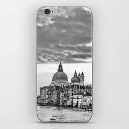 A view of Venice from the Accademia Bridge iPhone Skin