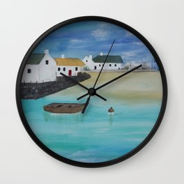 Still Day Wall Clock