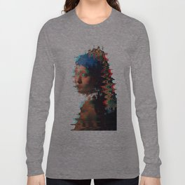 The Girl who...2 Long Sleeve T-shirt