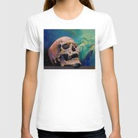 fullmetal alchemist T-shirts featuring The Alchemist by Michael Creese
