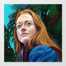 Anne with an E - Fan Art Canvas Print