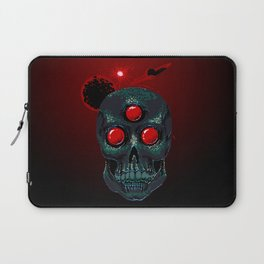 Horror From Beyond Time and Spaaaaaaace! Laptop Sleeve