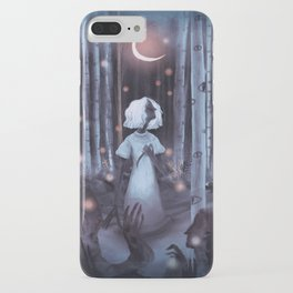 Pale Rainbow - Forest iPhone Case