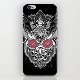 The Random Dimension iPhone Skin