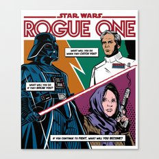Rogue One Canvas Print