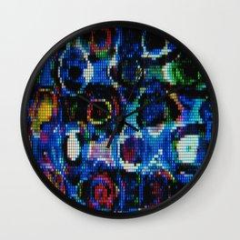 OO)) Wall Clock