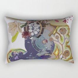 Evening Tea Rectangular Pillow