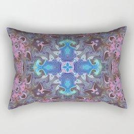 Zebrafish Rectangular Pillow