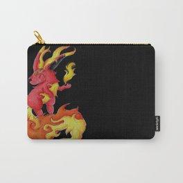 Ablaze Carbuncle Carry-All Pouch