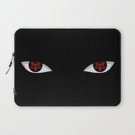 Eyes of the Avenger Laptop Sleeve