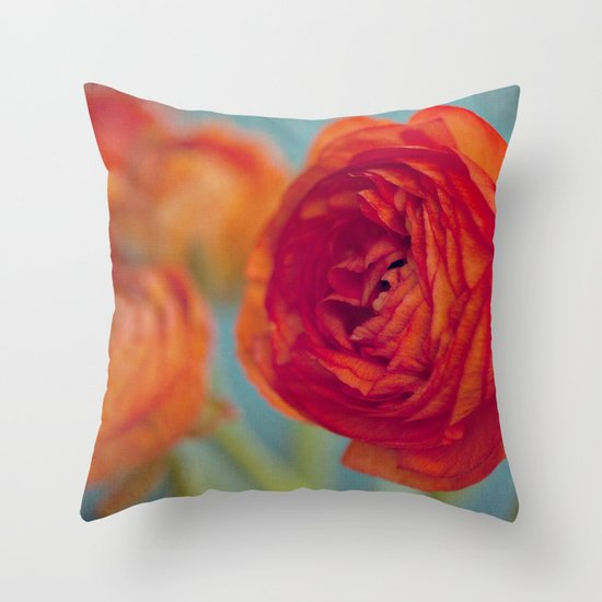 brights Throw Pillow