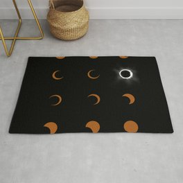 Total Solar Eclipse August 21 2017 Rug