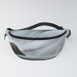Waterfall Stream Photography Fanny Pack