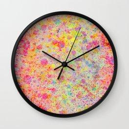 happy mode Wall Clock