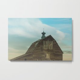 Country Days Metal Print