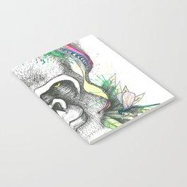 Wild Animals, Gorilla Shaman Notebook