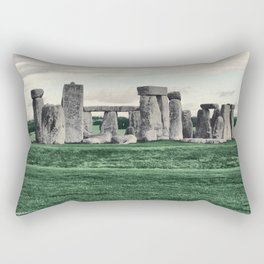 Stonehenge 2005 Rectangular Pillow